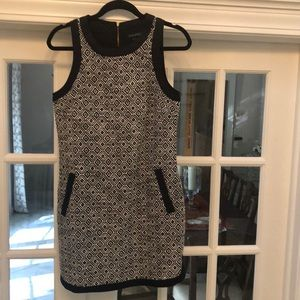 Sleeveless jumper dress
